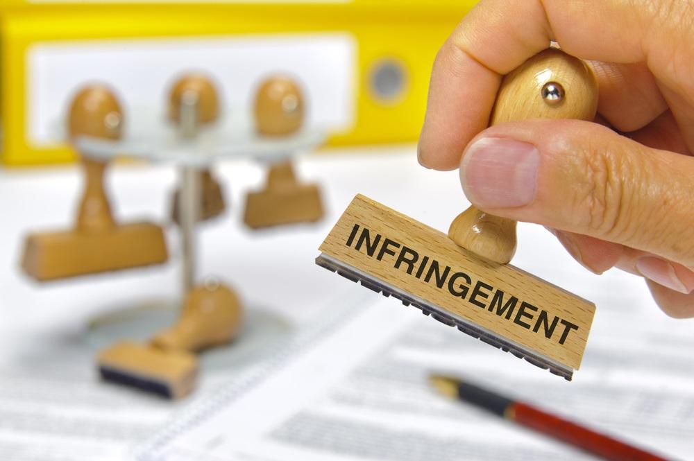 identify trademark infringement