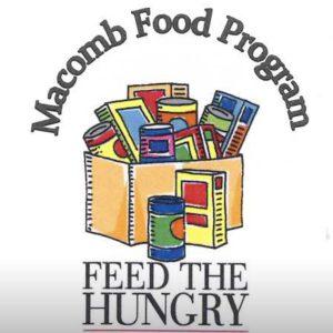 Giving Back Macomb Food Program