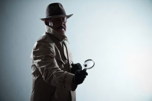 What does it mean to be a private investigator